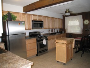Three Bedroom Updated Unit with Central Air 11C