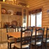 Log Home Style 3 Bdrm Townhome-Unit 3A- Available September to November 2016
